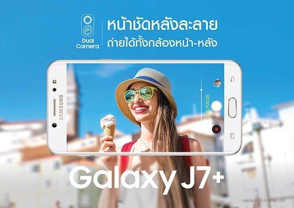 Πλησιάζει πολύ η στιγμή της εμπορικής κυκλοφορίας του νέου Samsung Galaxy J7 + με dual camera 1