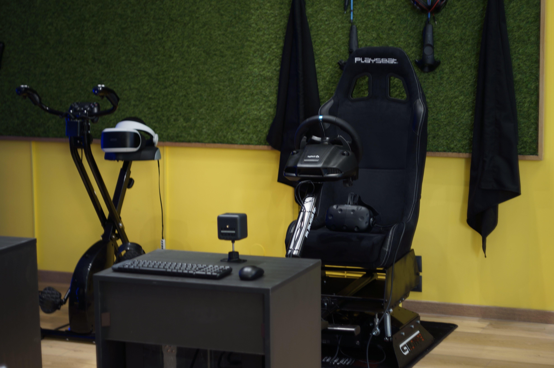 MOXX VR – The Virtual Reality Café: Το πρώτο και μοναδικό στο είδος του VR Arcade Gaming Center στην Ελλάδα! [ΔΤ] 2