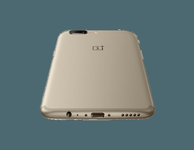 OnePlus 5: Διαθέσιμο για αγορά και σε νέα απόχρωση, Soft Gold 2