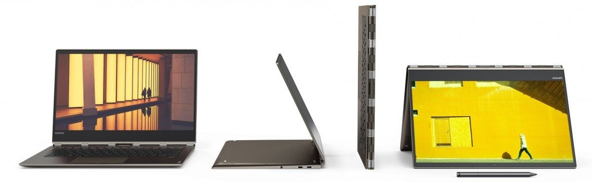 Η Lenovo αποκαλύπτει τα μετατρέψιμα Yoga 920 και Yoga 720, Miix 520 2 in1 1