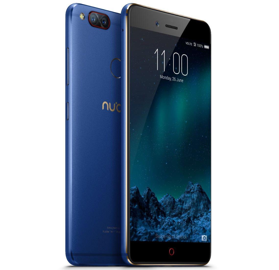 Nubia Z17 Mini Limited Edition: Εισήχθη στην αγορά της Ινδίας με 6GB RAM και στην απόχρωση Aurora Blue 1