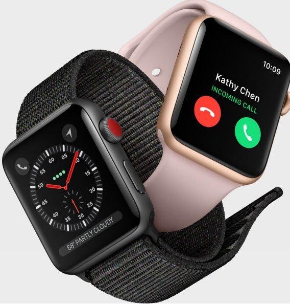 Εχθές παρουσιάστηκε και το νέο Apple Watch Series με έμφαση στην υγεία και την επιλογή συνδεσιμότητας LTE 1
