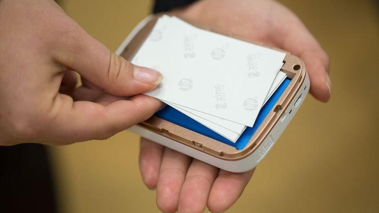 """Επίσημα στην Ελλάδα το HP Sprocket, ο εκτυπωτής """"τσέπης"""" για smartphones [ΔΤ] 1"""