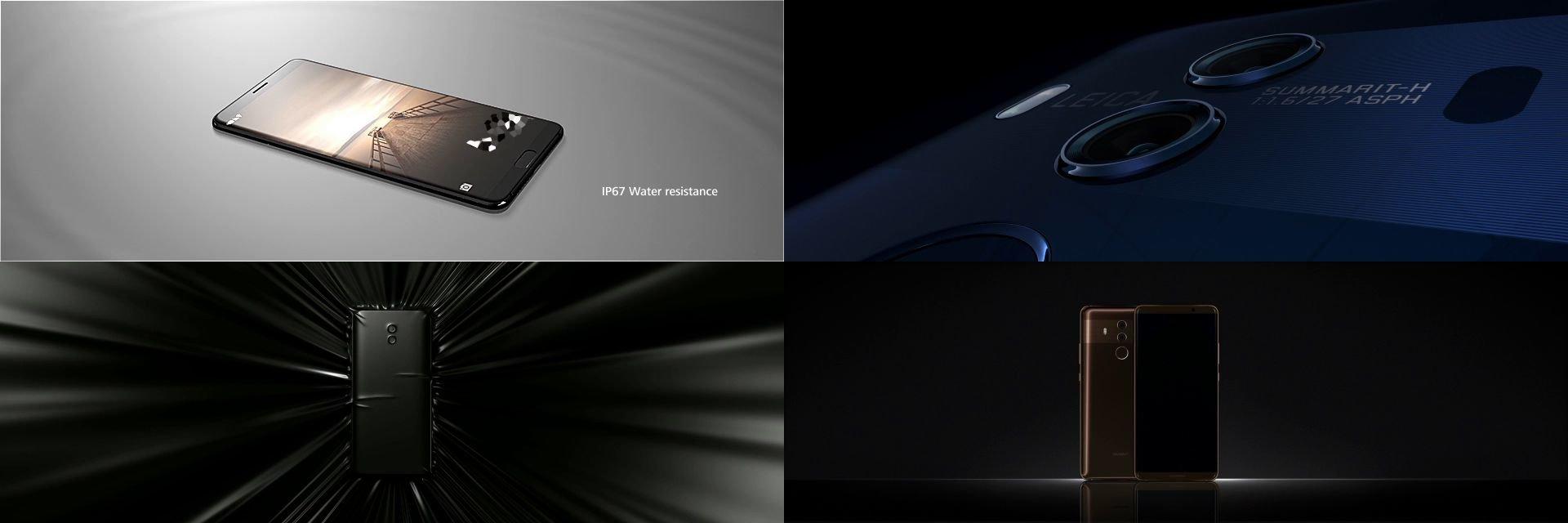 Huawei Mate 10: Οι πρώτες promo φωτογραφίες του με πολλές νέες λεπτομέρειες 1