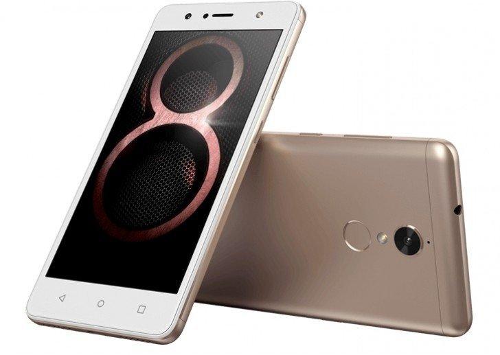 Lenovo: Έδειξε επίσημα στην Ινδία τα νέα της K8 και K8 Plus με stock Android 2
