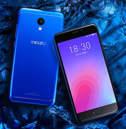 Όπως ήταν προγραμματισμένο, σήμερα αποκαλύφθηκε το νέο Meizu M6 1