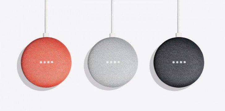 Google Home Mini και Max: Τα είδαμε επίσημα τα νέα smart φορητά ηχεία της εταιρείας 1