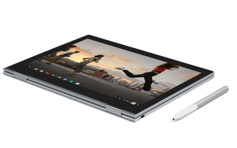 Mε έναν εντελώς νέο αέρα ανανέωσης εμφανίστηκε το νέο Google Pixelbook, ένας νέος φορητός υπολογιστής της εταιρείας 2