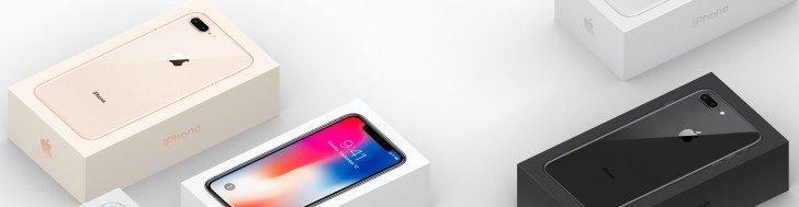 iPhone X: Εμφανίστηκε το κουτί του στο website της Apple 2