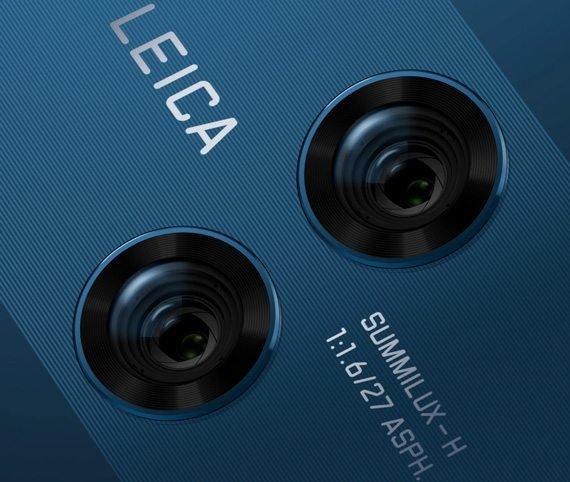 Στα ράφια αρκετών Ελληνικών καταστημάτων βρίσκεται από σήμερα το νέο Huawei Mate 10 Pro 2