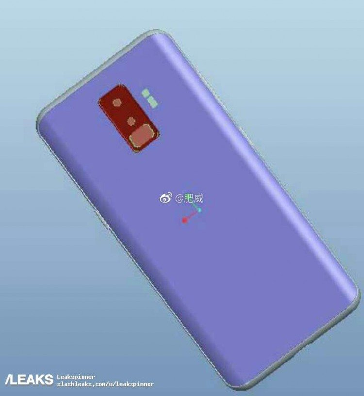 Πάλι διέρρευσαν νέα CAD σχέδια για το επερχόμενο Galaxy S9 με αισθητές αλλά ελάχιστες αλλαγές 2