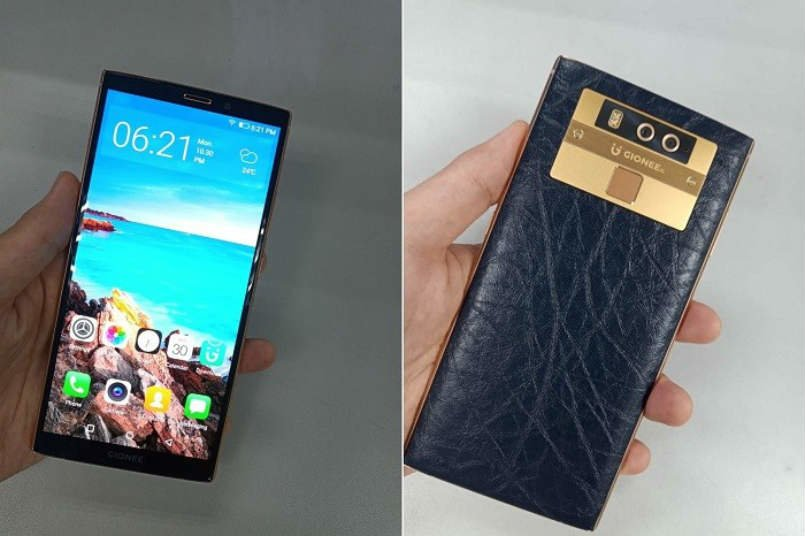 "To νέο luxury κινητό της Gionee ""ακούει στο όνομα"" M7 Plus 1"