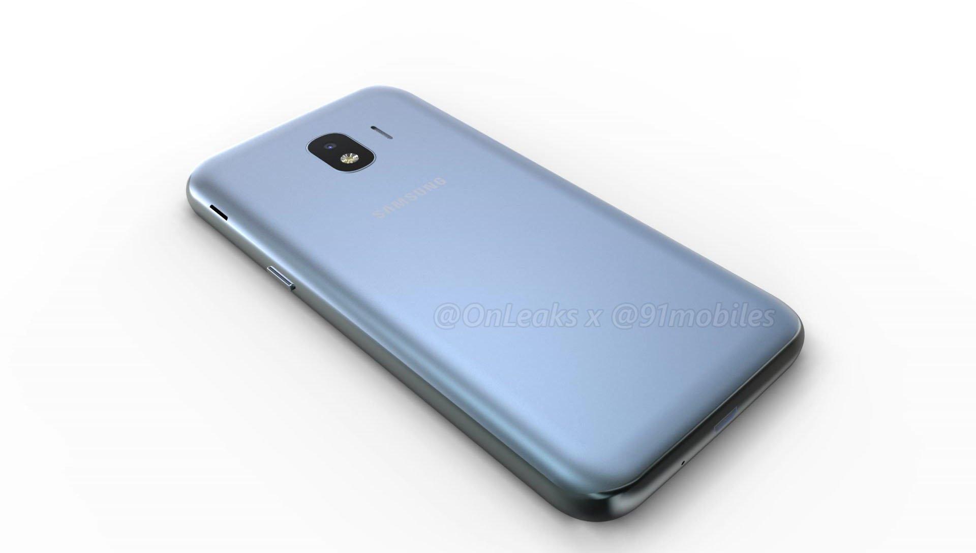 Νέο φωτογραφικό υλικό για το Samsung Galaxy J2 Pro (2018) 1