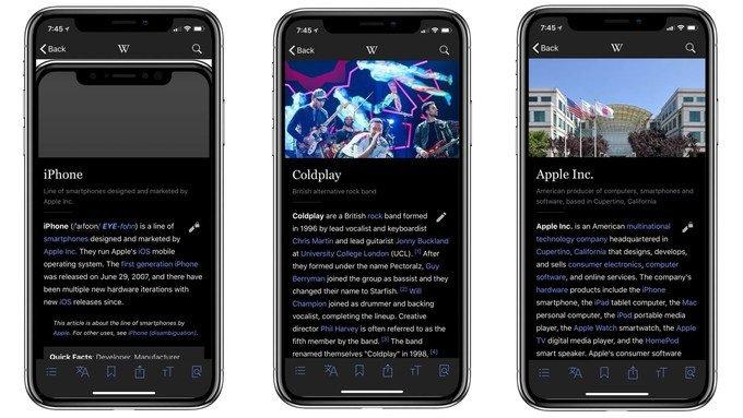 Οι developers αναλαμβάνουν δράση και δοκιμάζουν το μαύρο φόντο σε μερικές γνωστές εφαρμογές συμβατές με το iPhone X 1