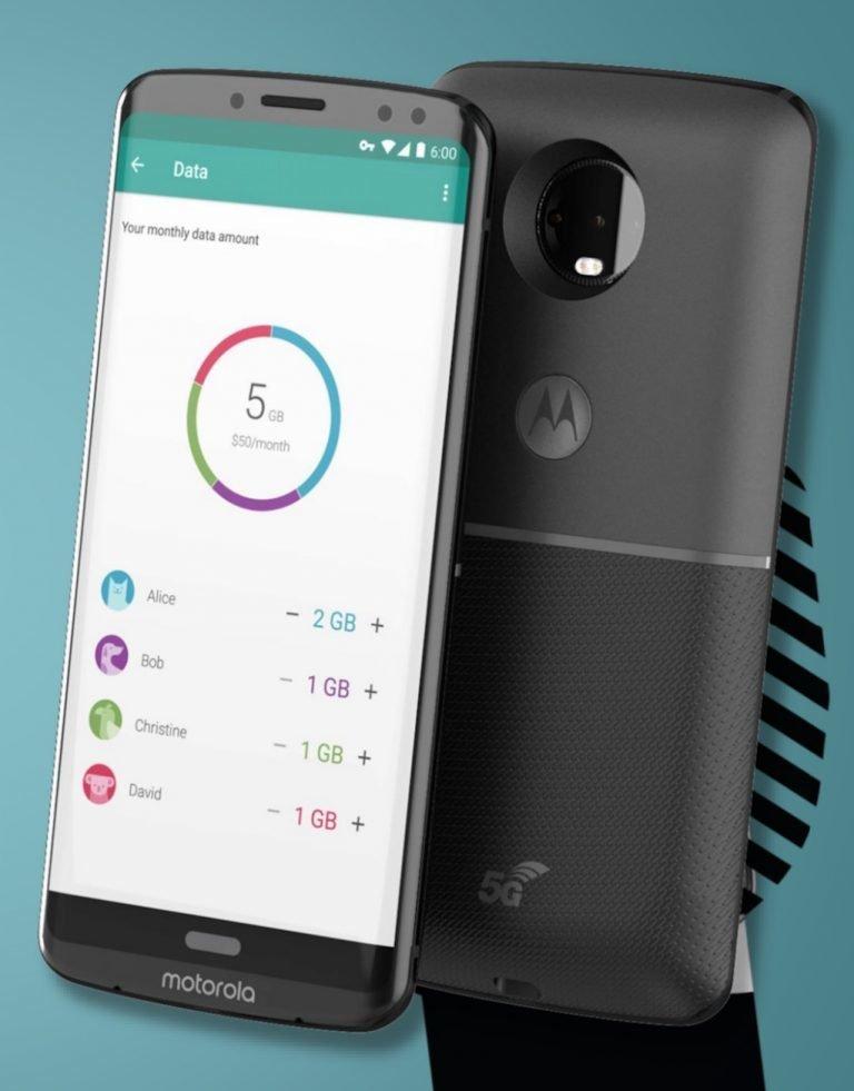 Υπάρχουν μερικές νέες renders εικόνες των Motorola Moto Z3 και Z3 Play με αρκετές καμπυλωτές άκρες 1