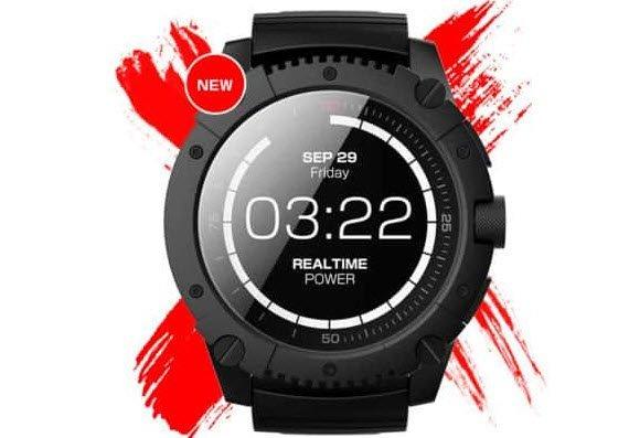 PowerWatch X: Ένα έξυπνο ρολόι χειρός με αντοχή σε βάθος νερού έως 200 μέτρα και φορτίζει με την θερμοκρασία του σώματός μας 1