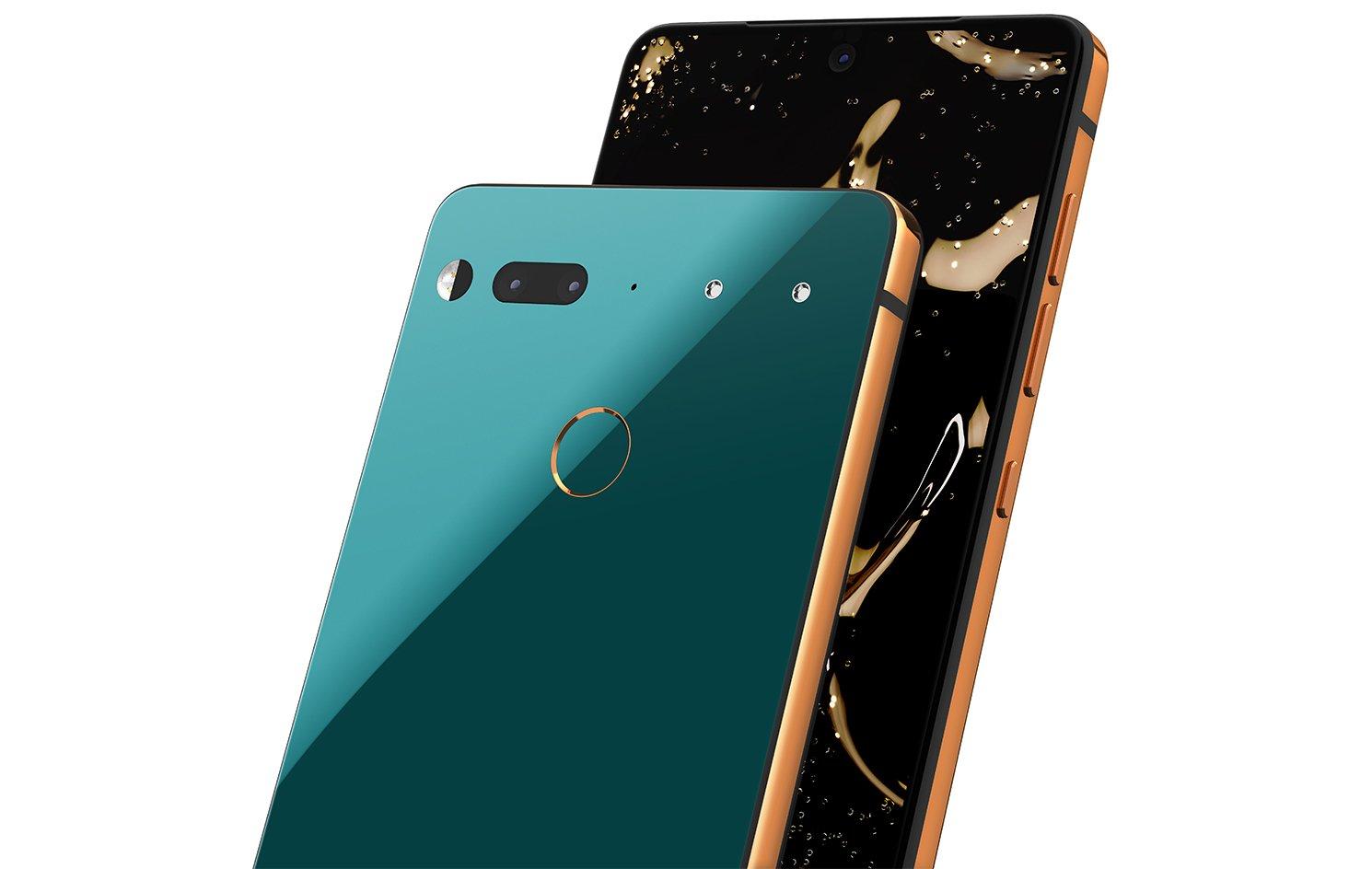 Νέες χρωματικές και ακριβότερες εκδόσεις για το Essential Phone 1