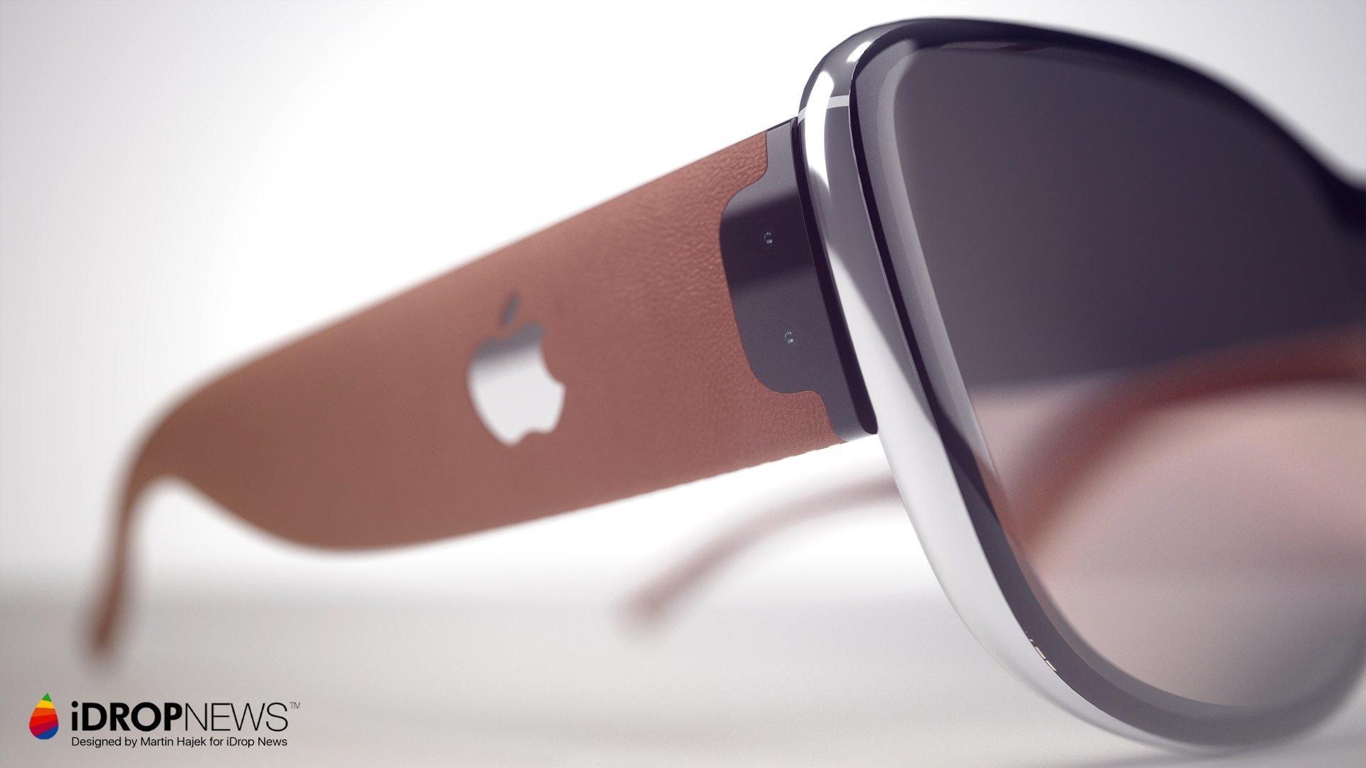 Designer δείχνει το πως φαντάζεται τα νέα AR γυαλιά της Apple 2