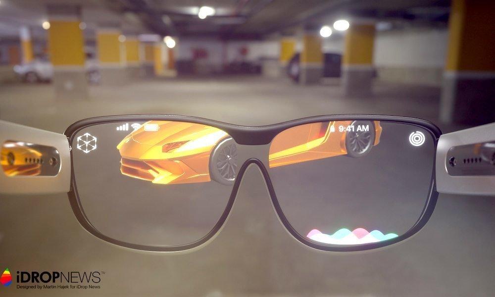 Designer δείχνει το πως φαντάζεται τα νέα AR γυαλιά της Apple 1