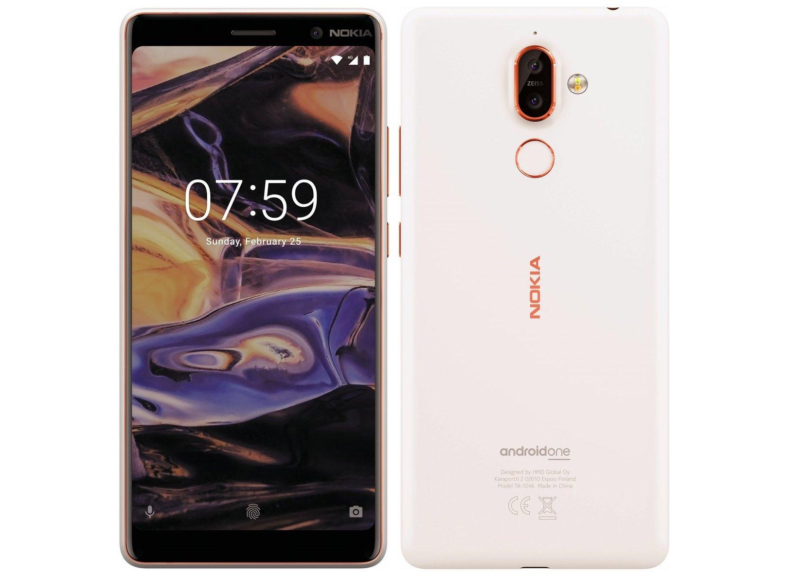 Πολύ λεπτομερής τα δύο νέα renders των Nokia 7 Plus και Nokia 1 1
