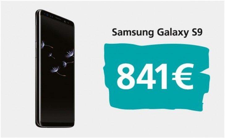 Νέα διαρροή με τις πιθανές τιμές αγοράς για τα Galaxy S9 και Galaxy S9+ 1