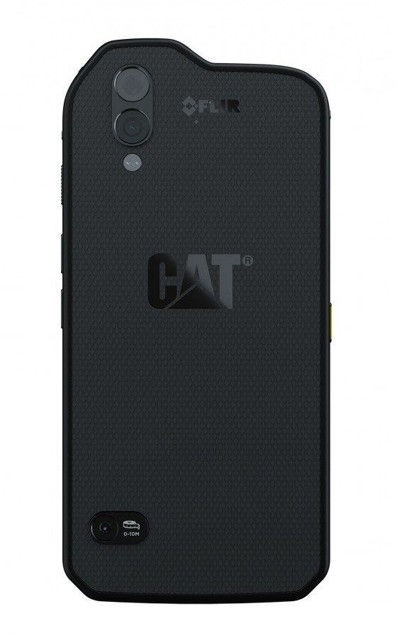 Ανακοινώθηκε το νέο CAT S61 με καλύτερη θερμική κάμερα και γενικά καλύτερες λειτουργίες 2