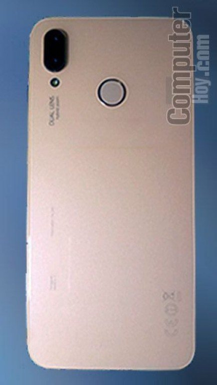 Huawei P20 Lite: Διαρρέει τώρα σε νέες live εικόνες 1