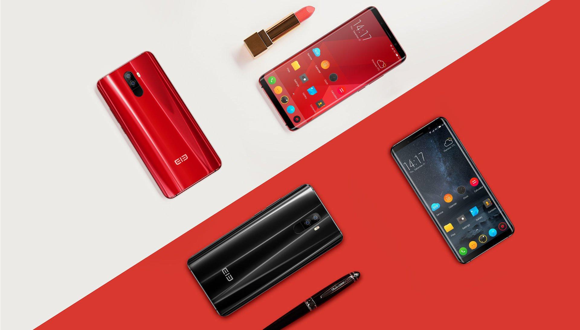 Τα νέα Elephone U διαθέτουν ευέλικτη OLED οθόνη, λαμπερό σχεδιασμό και ισχυρό εσωτερικό 1