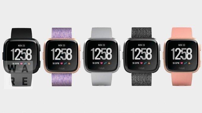 To πιο ελκυστικό νέο smartwatch της Fitbit εμφανίζεται σε νέες εικόνες λίγο πριν ανακοινωθεί επίσημα 1