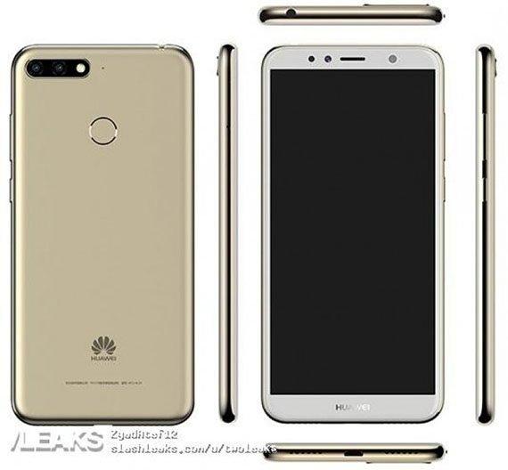 Επανεμφανίστηκε το Huawei Enjoy 8 σε νέα διαρροή με περισσότερες λεπτομέρειες 1