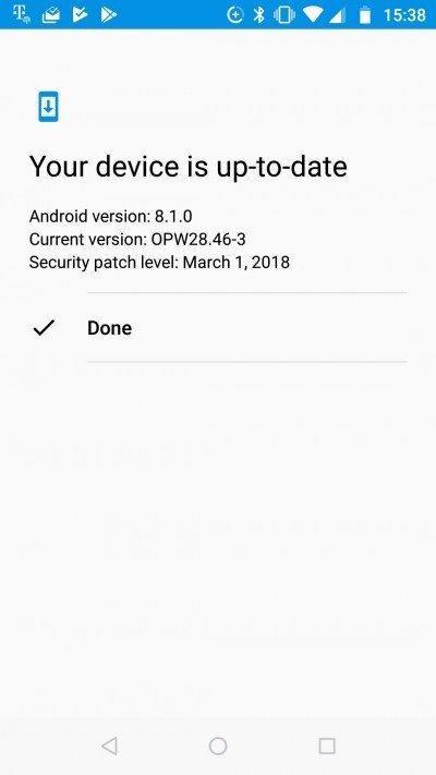 Το Android One Moto X4 ενημερώνεται σε Oreo 8.1 1