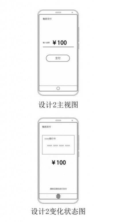 Nέο δίπλωμα ευρεσιτεχνίας προδίδει την ανάπτυξη νέας τεχνολογίας σαρωτή δακτυλικών αποτυπωμάτων από την Meizu 1