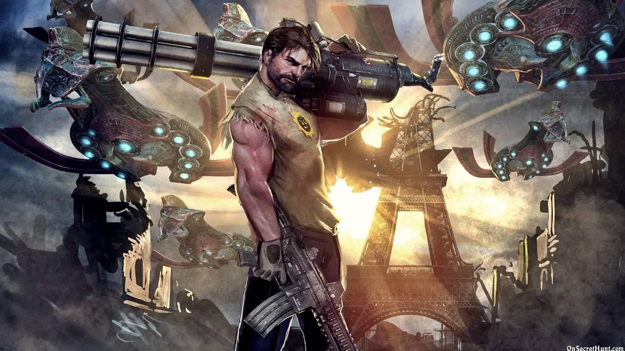 top 20 FPS games 2018