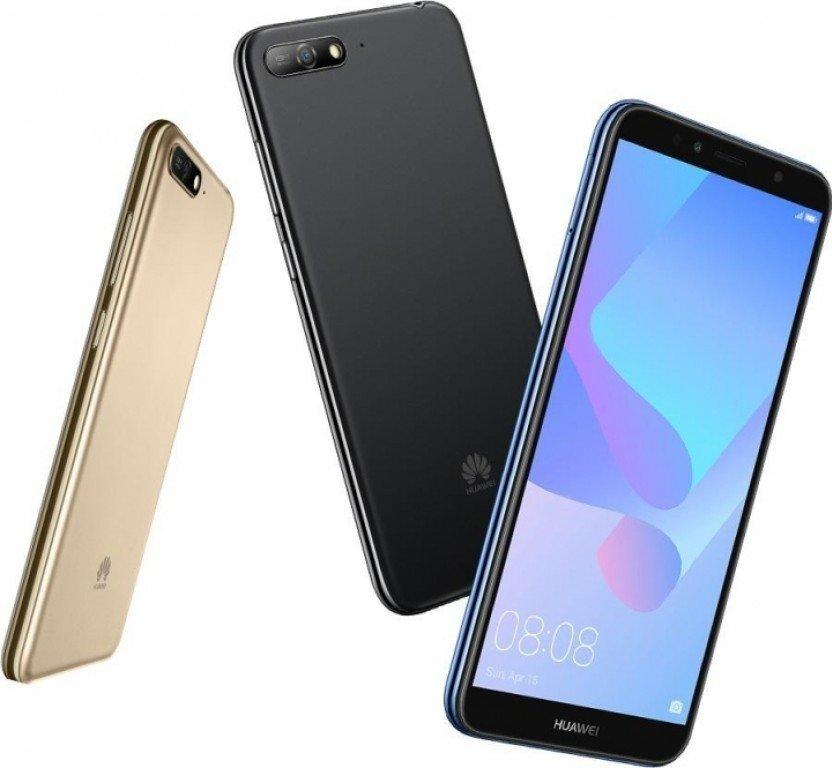 Το Huawei Y6 (2018) είναι πλέον επίσημο με Face Unlock και Android Oreo 1