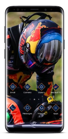 Samsung Galaxy S9 Red Bull Edition
