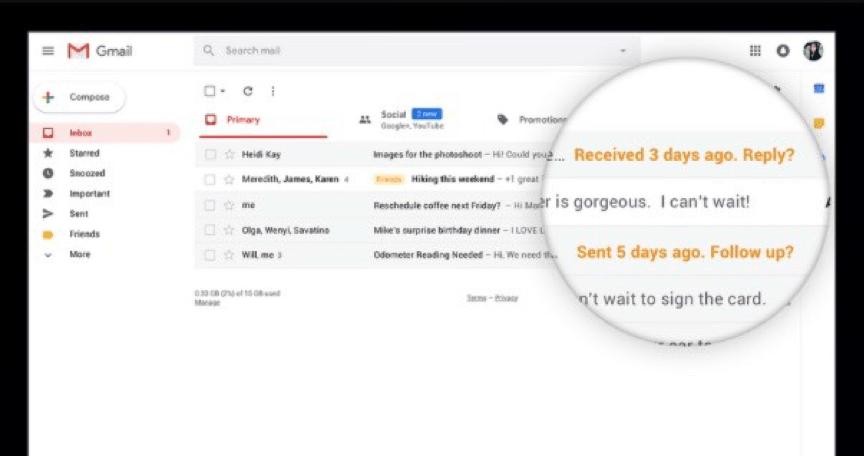 Αυτό είναι το Gmail - δες πως να το αποκτήσεις τώρα 2