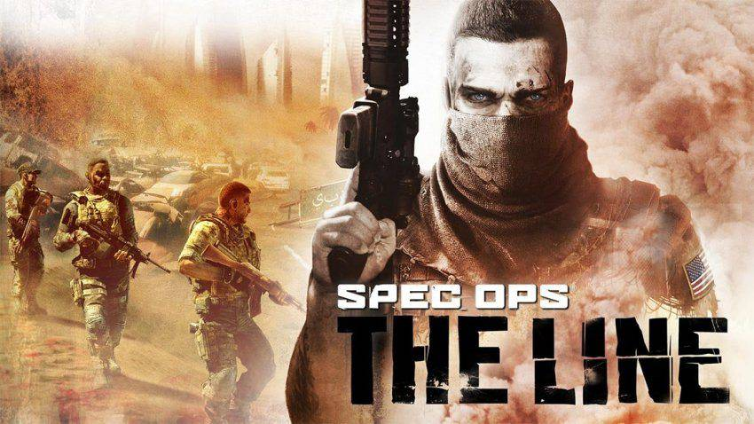 Spec Ops - The Line video game