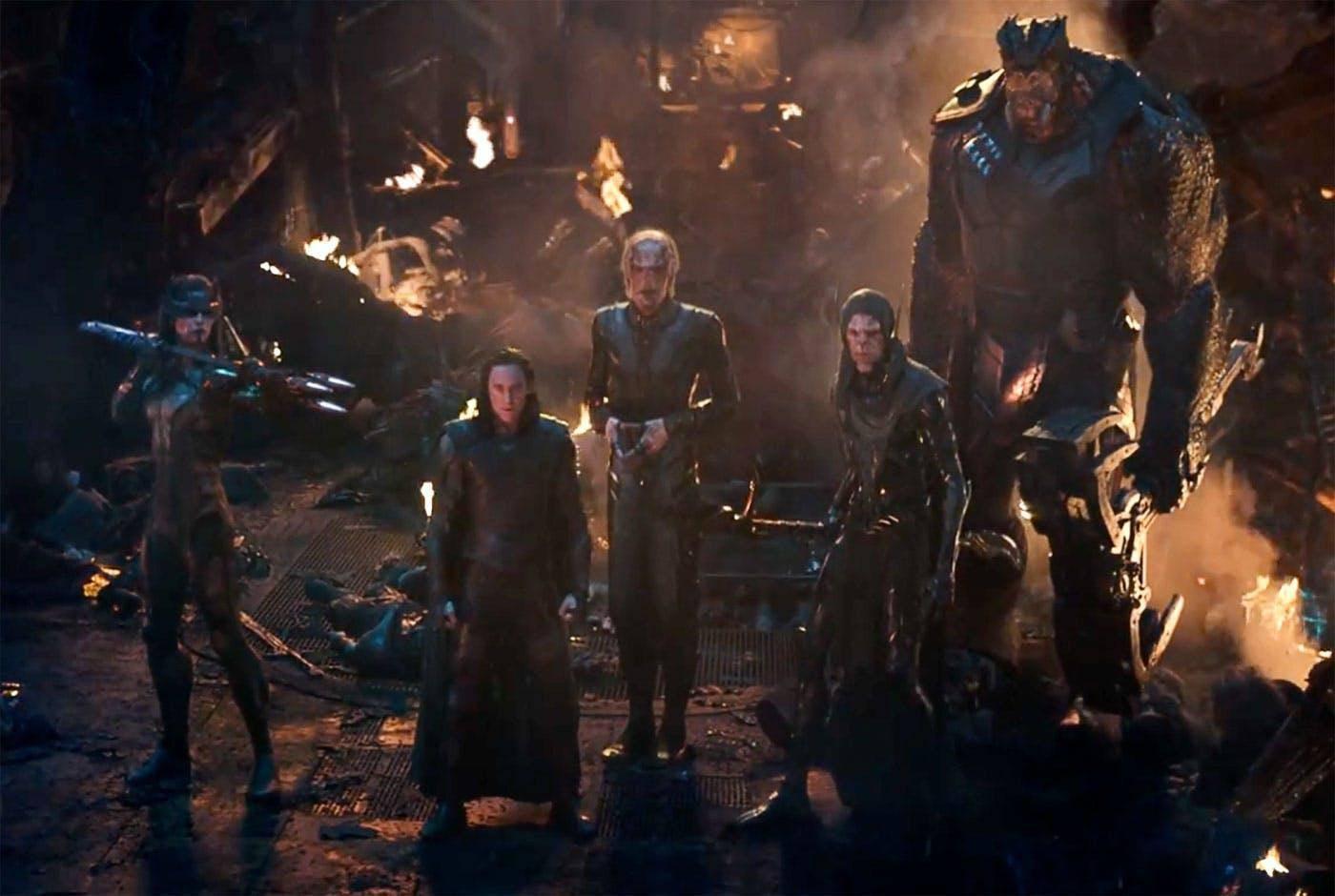 Avengers: Infinity War (Spoiler Free!) - Geekdom Cinema/TV 4