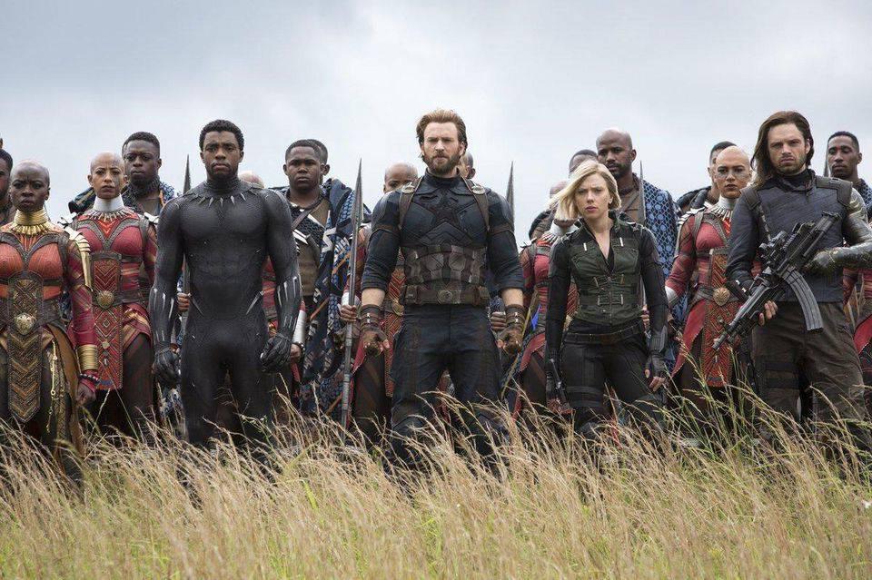 Avengers: Infinity War (Spoiler Free!) - Geekdom Cinema/TV 2