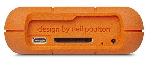 LaCie Rugged RAID Pro: Όσο και να το κακομεταχειρίζεστε, αυτός δίσκος αντέχει και μάλιστα είναι άφθονος σε χωρητικότητα 1