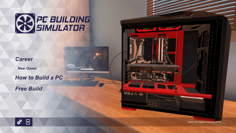 PC Building Simulator Game - Geekdom Review 1