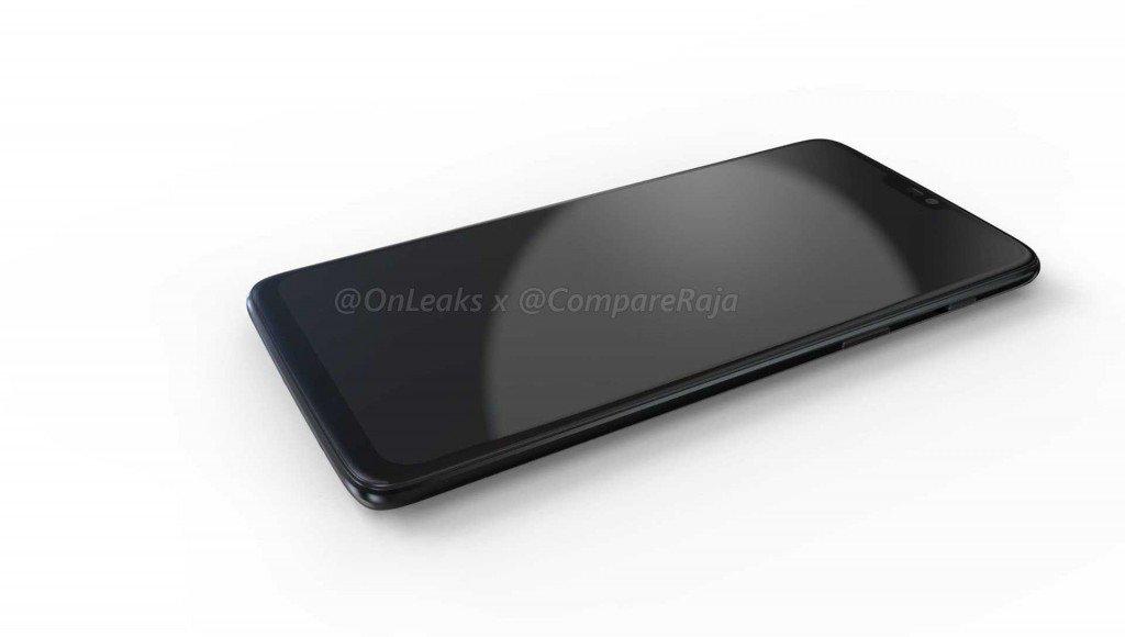 Πρωταγωνιστεί σε νέα CAD renders το επερχόμενο OnePlus 6 4