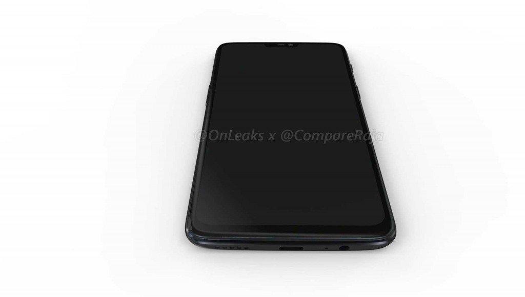 Πρωταγωνιστεί σε νέα CAD renders το επερχόμενο OnePlus 6 3