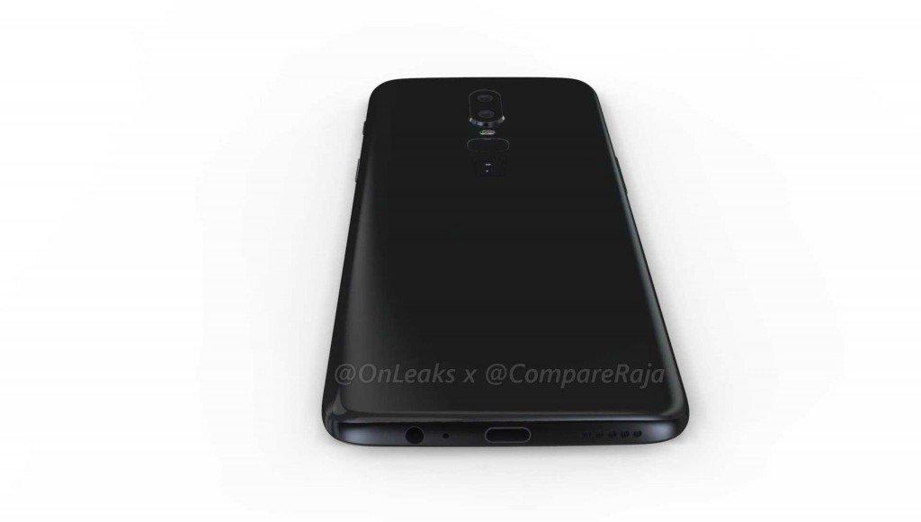 Πρωταγωνιστεί σε νέα CAD renders το επερχόμενο OnePlus 6 8