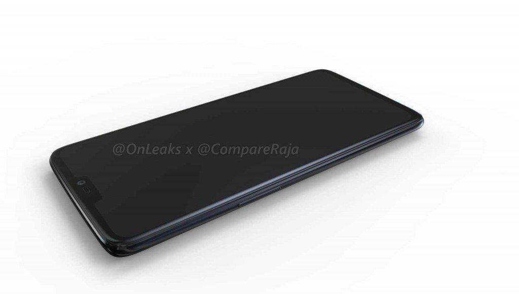 Πρωταγωνιστεί σε νέα CAD renders το επερχόμενο OnePlus 6 6