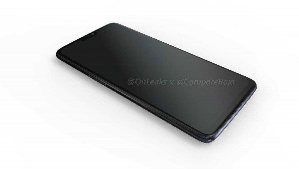 Πρωταγωνιστεί σε νέα CAD renders το επερχόμενο OnePlus 6 1
