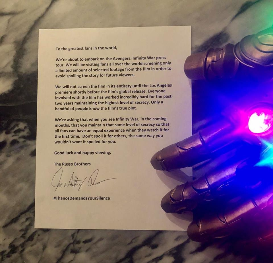 Avengers Infinity War Review 5