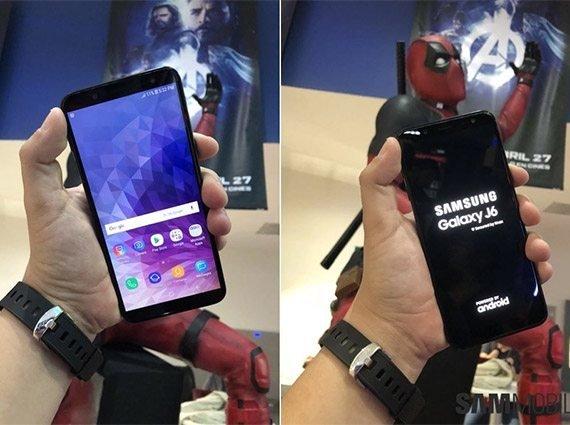 Σε νέες real-time φωτογραφίες το Samsung Galaxy J6 3