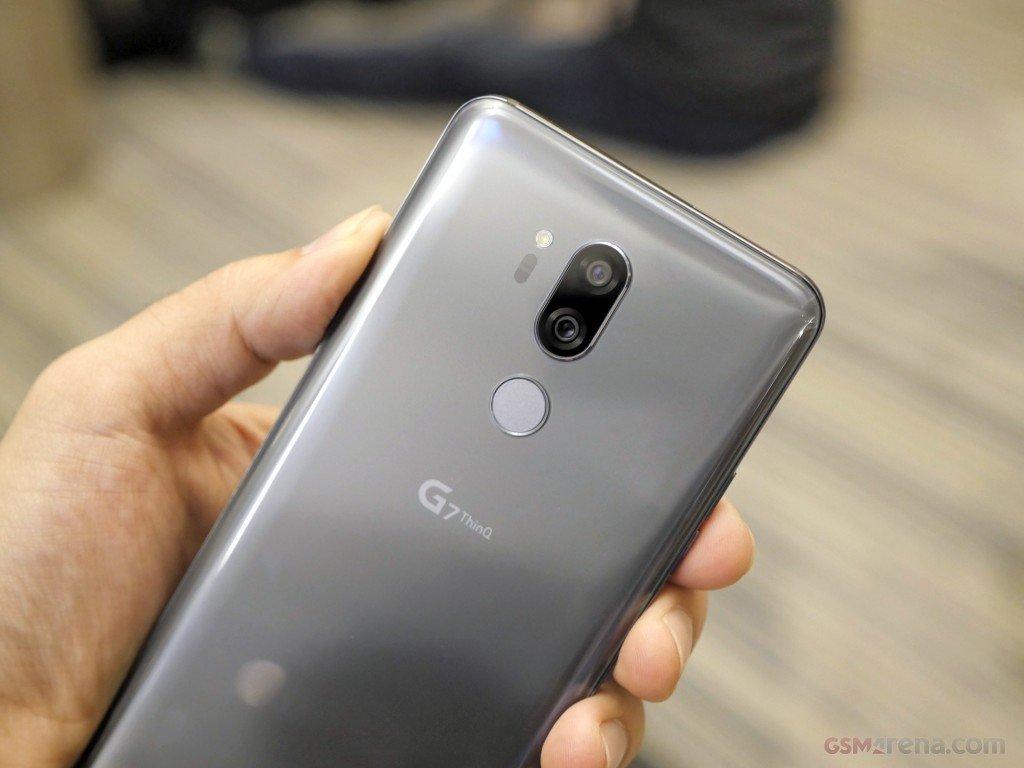 Το LG G7 ThinQ κάνει επίσημα το ντεμπούτο του με οθόνη 6.1, Snapdragon 845 και 6GB RAM 1