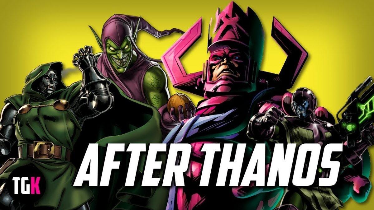 5 Villains της Marvel που θέλουμε να δούμε μετά τον Thanos – Geekdom Lists